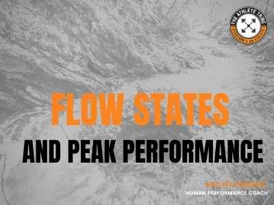 Flow States And Peak Performance