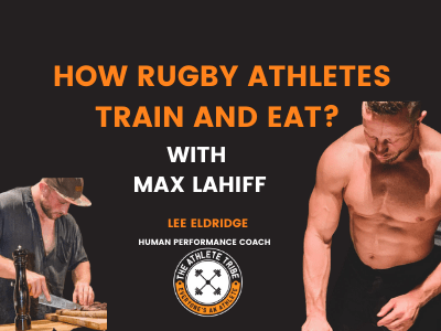 How do professional athletes eat and train?