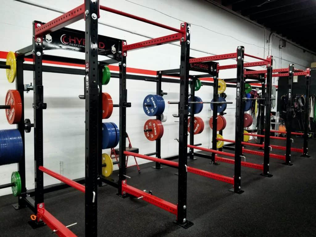 Performance Training Athlete Gym