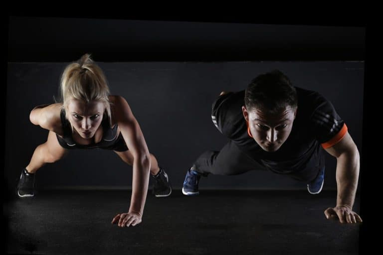 performance training athlete