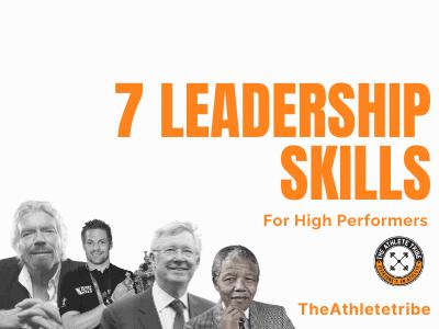 7 Leadership Skills