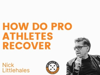 Pro Athletes Recover
